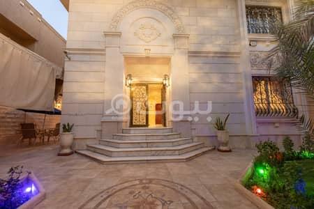 فیلا 4 غرف نوم للايجار في الرياض، منطقة الرياض - فيلا فاخرة مفروشة للإيجار في صلاح الدين شمال الرياض