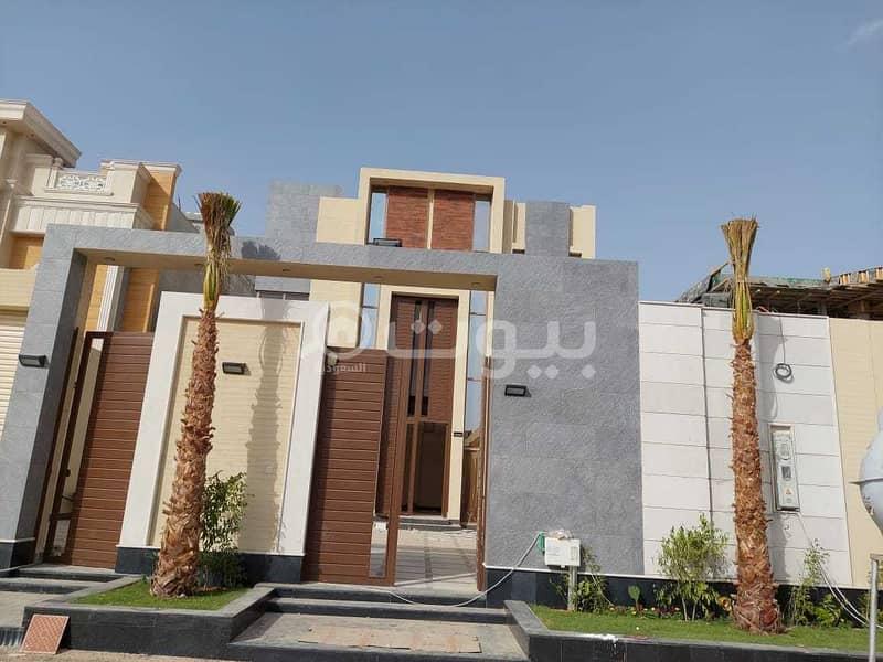 Luxury Villa For Sale In Al Malqa, North Riyadh