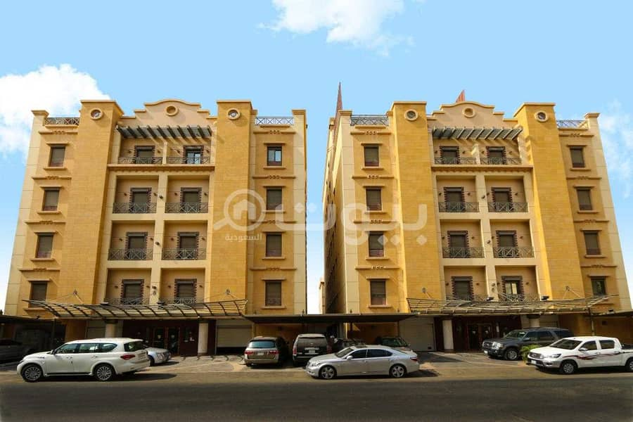 Upscale residential units for rent in Al Zahraa, North Jeddah