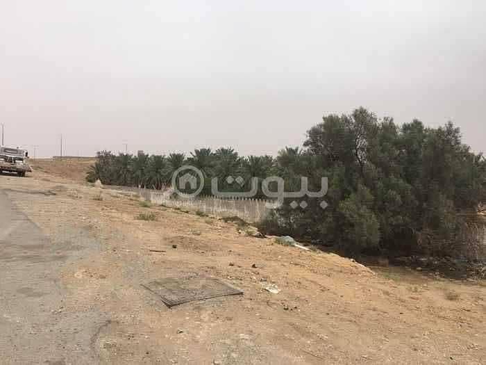 Residential Land | 9800 SQM for sale in Al Shiqah, Buraydah