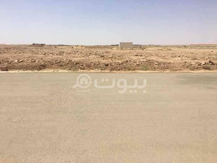Residential land for sale in Al-Zaytouna scheme, Buraydah