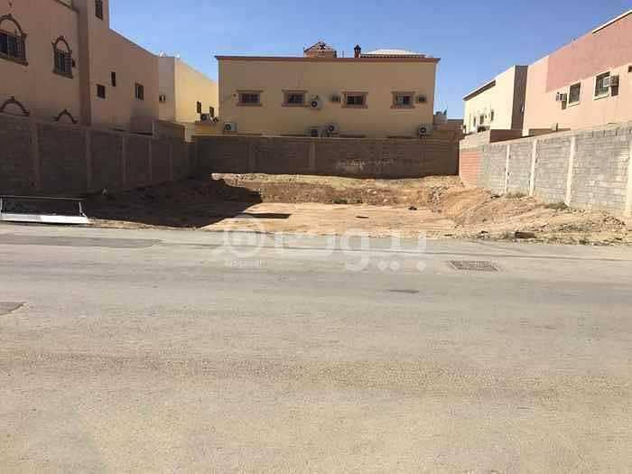 Residential Land   630 SQM in Al Rayyan Al Gharbi, Buraydah