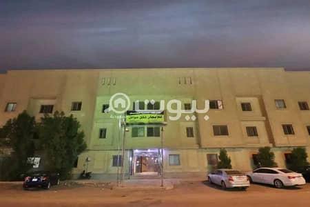 شقة 2 غرفة نوم للايجار في الرياض، منطقة الرياض - شقتين للإيجار في الملك فيصل، شرق الرياض