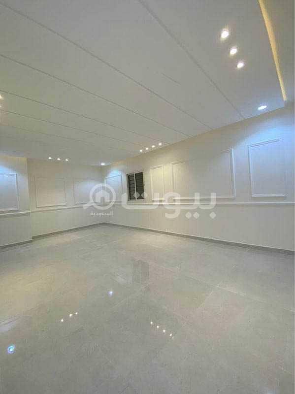 Luxury villa for sale in Al Mahdiyah, west of Riyadh