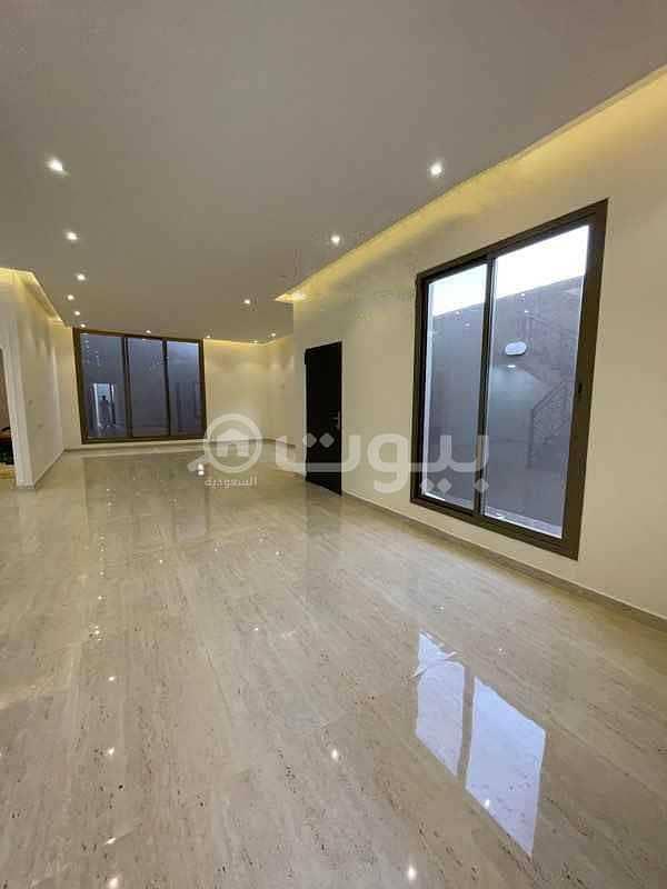 Villa for sale in an upscale area in Al Mahdiyah, West of Riyadh