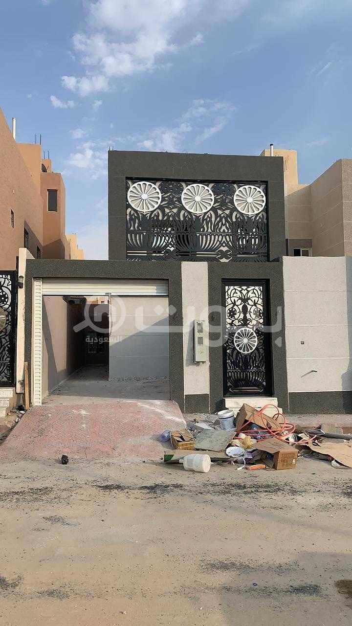 Distinctive duplex villa for sale in Al Aziziyah, South Riyadh