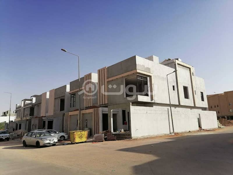 فلل مودرن للبيع في اليرموك، شرق الرياض