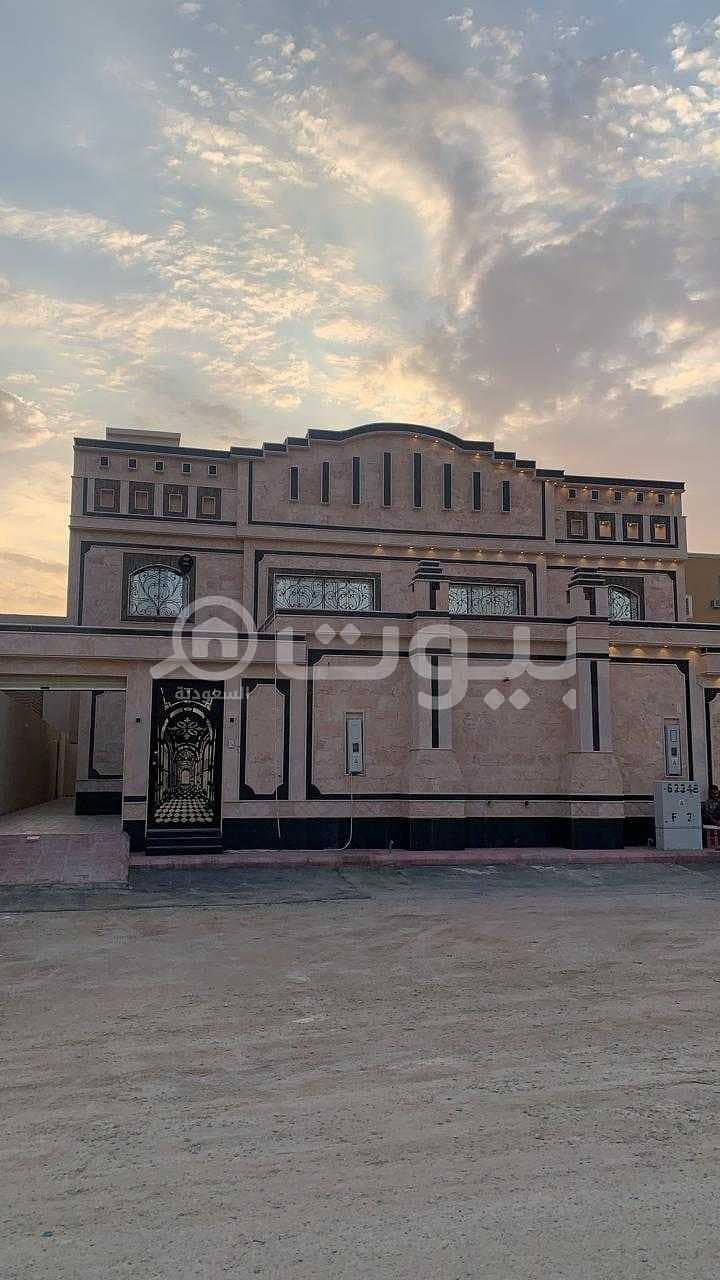 Duplex Villa For Sale In Al Ghroob Neighborhood, West Riyadh
