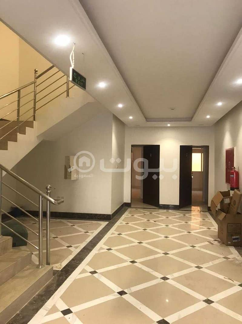 For sale a luxury apartment in Dhahrat Laban, west of Riyadh