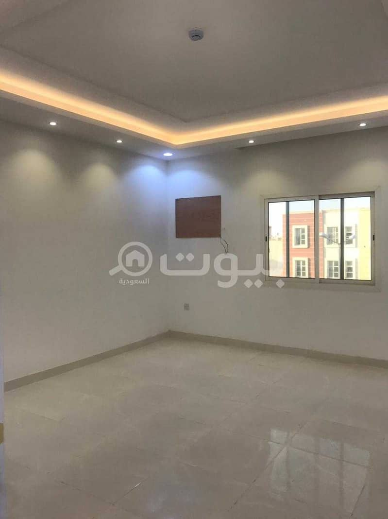 Luxury new apartment for sale in Dhahrat Laban, West of Riyadh