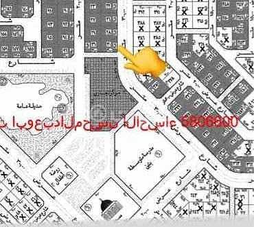 Land for sale in Alwurud 2nd in Al Hofuf, Al-Ahsa