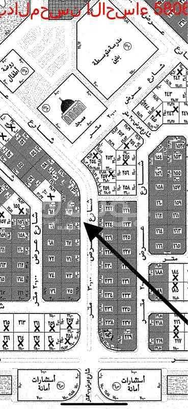 adjacent residential plots for sale in Alwurud 2nd Al Sharqi, Al Hofuf