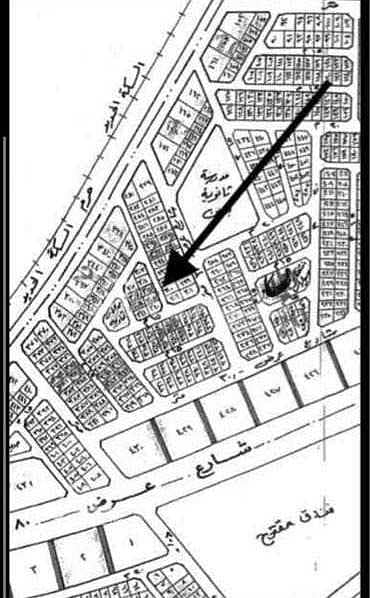 Land for sale in Al Salmaniyah North, Al Hofuf