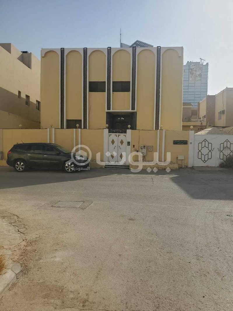 فيلا درج صالة للبيع في العليا، شمال الرياض