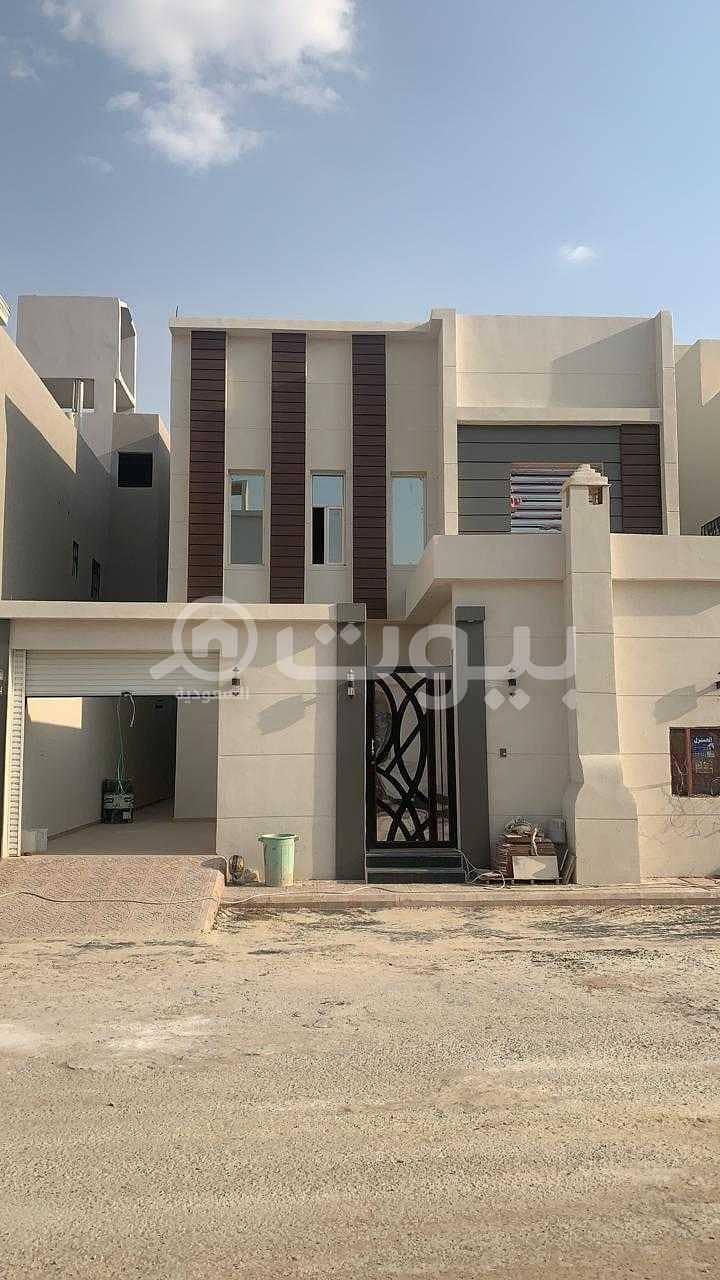 Luxury Duplex Villa for sale in Al Ghroob neighborhood, West of Riyadh