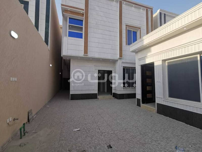 For Sale Internal Staircase Villa In Al Musa, Tuwaiq, West Riyadh