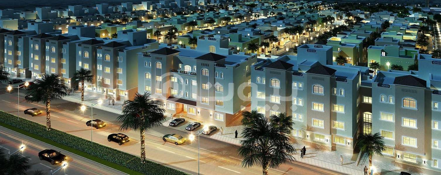Apartments for sale in Qurtubah, East of Riyadh | Manazel Qurtuba (1)