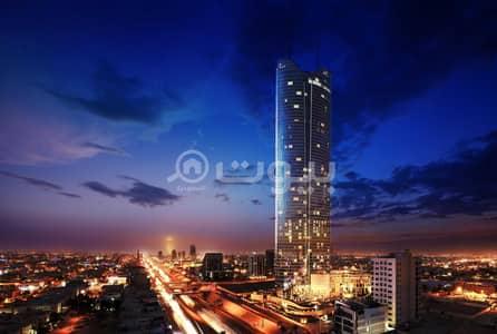 فلیٹ 2 غرفة نوم للبيع في الرياض، منطقة الرياض - شقة دوبلكس دور للبيع في الصحافة، شمال الرياض