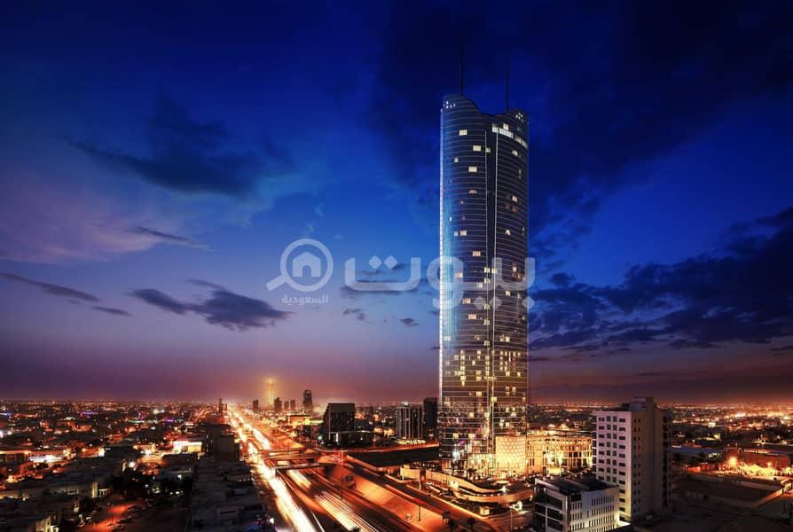 شقة دوبلكس دور للبيع في الصحافة، شمال الرياض