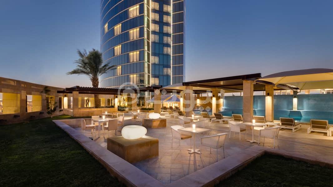 Duplex apartment for sale in Al Sahafah, North Riyadh