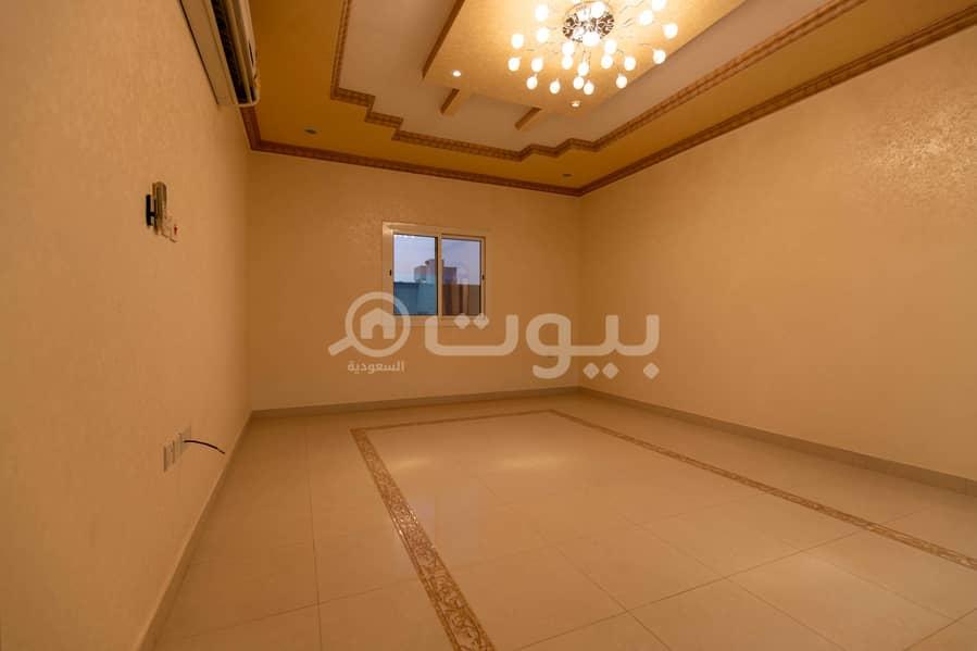 شقة مودرن للايجار في الغدير، شمال الرياض