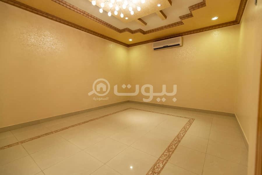 Luxurious apartment for rent in Al Ghadir, North Riyadh