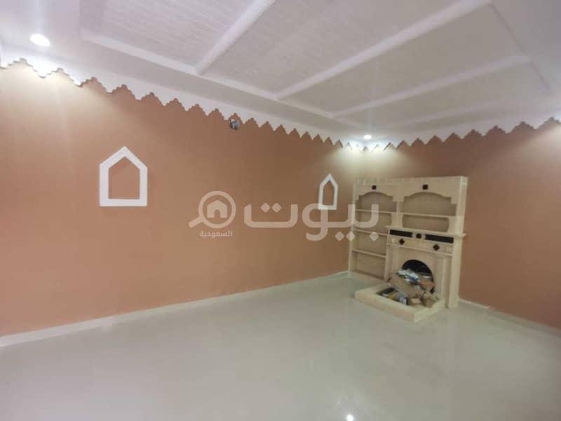دور أرضي | 300م2 للبيع في الموسى، غرب الرياض