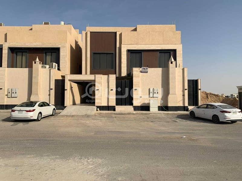 فيلا للايجار بحي العارض، شمال الرياض