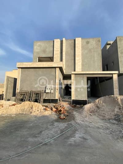 فیلا 4 غرف نوم للبيع في الرياض، منطقة الرياض - للبيع فيلتين درج صالة وشقتين في النرجس، شمال الرياض