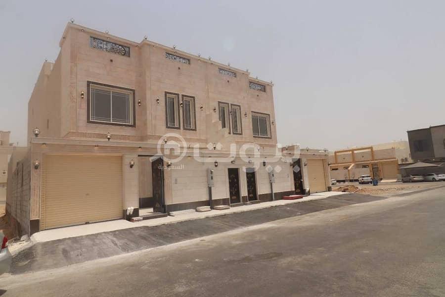 فيلا دورين وملحق نظام درج داخلي للبيع في الحمدانية، شمال جدة