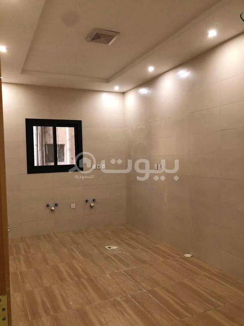 apartment for sale in the most prestigious neighborhood Al Nuzhah, north of Jeddah