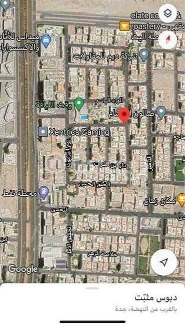 اراضي للبيع في النهضة، شمال جدة