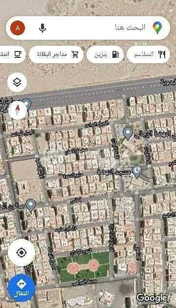 أرض للبيع في شارع فتوح البلدان حي النهضة شمال جدة