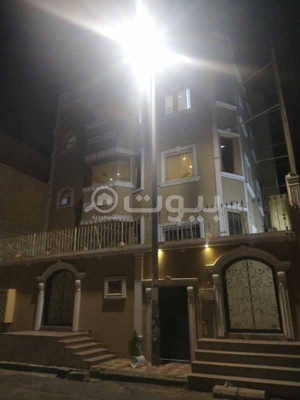 Duplex Luxury Villa For Rent In Al Bayaa Scheme, Al Qutbiyyah, Taif