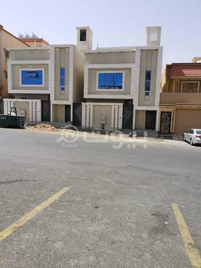 فیلا 3 غرف نوم للبيع في خميس مشيط، منطقة عسير - فيلتين جديدتين دورين للبيع بحي الراقي، خميس مشيط
