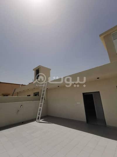 دور 4 غرف نوم للبيع في خميس مشيط، منطقة عسير - أدوار روف للبيع بعمارة جديدة بحي الراقي، خميس مشيط