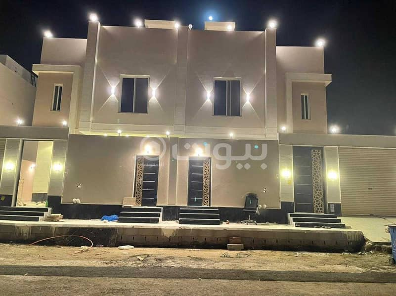 Modern Luxury Villa For Sale In Al Bayt Al Methale Scheme, North Jeddah