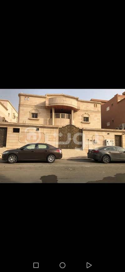 فیلا 6 غرف نوم للبيع في جدة، المنطقة الغربية - فيلا للبيع مع ملحق في حي المنار، شمال جدة