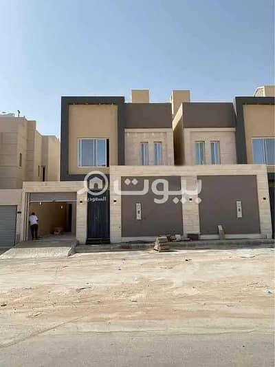 5 Bedroom Villa for Sale in Riyadh, Riyadh Region - Duplex villa for sale in Al Mahdiyah, West Riyadh