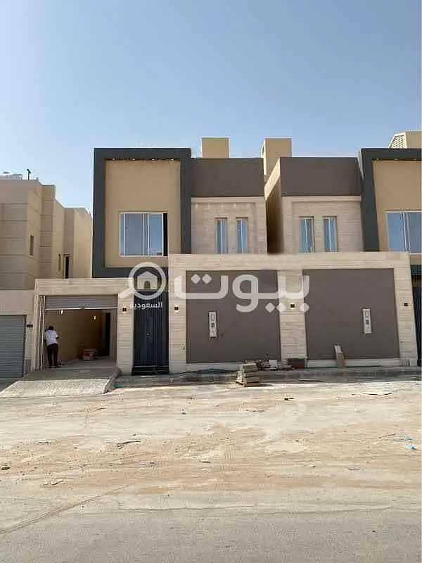 Duplex villa for sale in Al Mahdiyah, West Riyadh