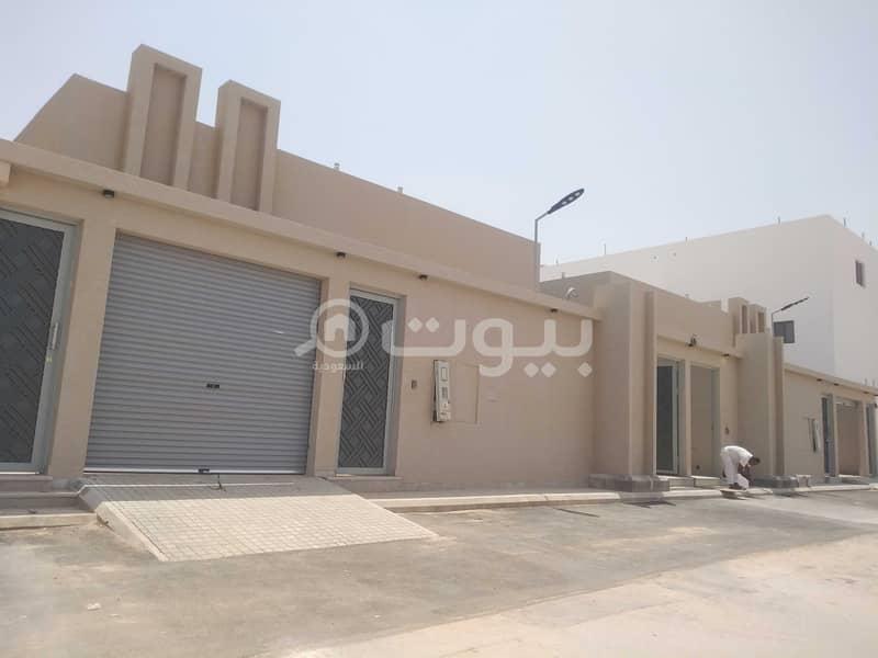 دور مؤسس و3 شقق للبيع في الحزم، غرب الرياض