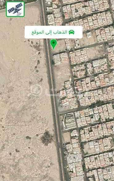 أرض سكنية تجارية للبيع في النهضة، شمال جدة