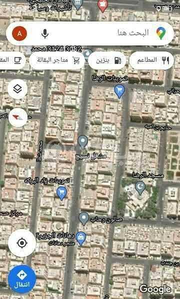 ارض سكنية  للبيع في جدة، المنطقة الغربية - أرض سكنية | 625م2 للبيع بحي النعيم، شمال جدة