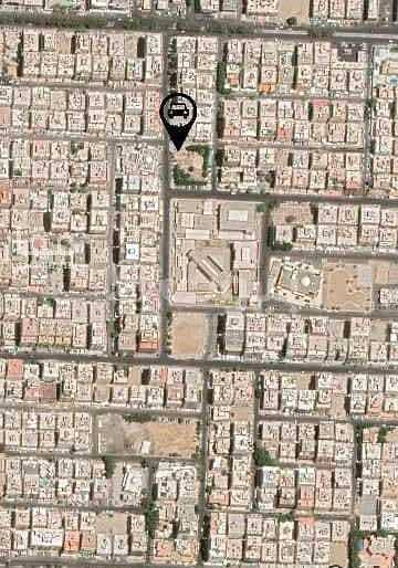 أرض للبيع في شارع سواد بن غزية حي الزهراء شمال جدة