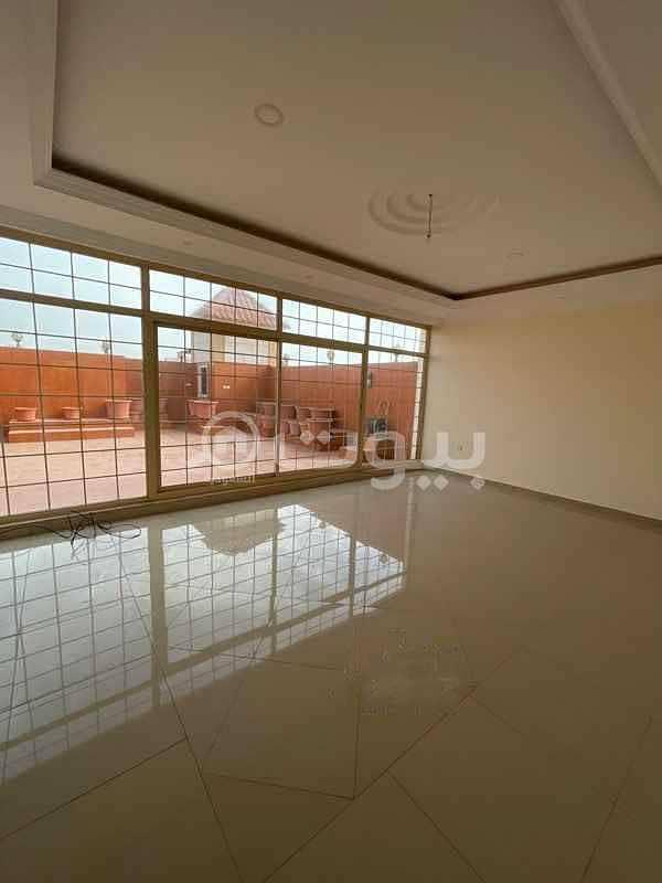 Villa for sale with an annex in Al Nahdah, North of Jeddah