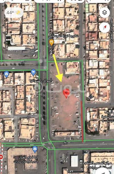 Commercial Land for Sale in Riyadh, Riyadh Region - Commercial land for sale in Al Khaleej district, east of Riyadh | No. 1687