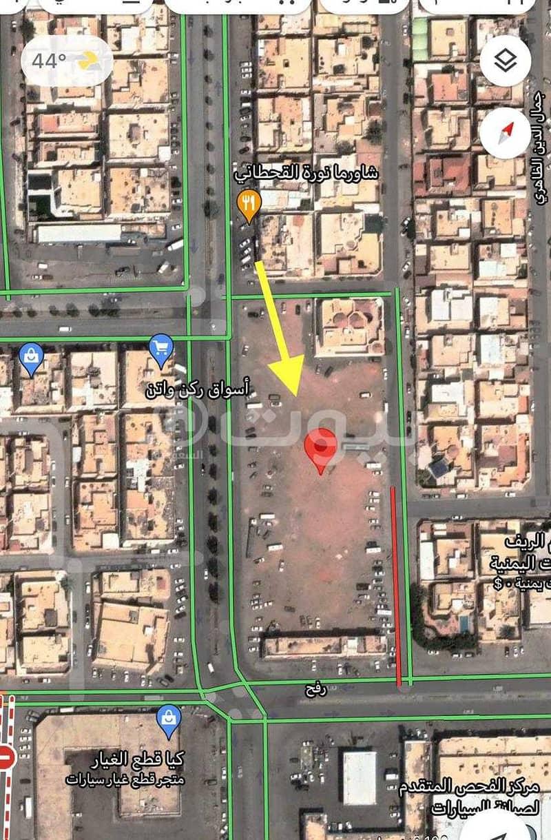 أرض تجارية للبيع بحي الخليج شرق الرياض   رقم 1687