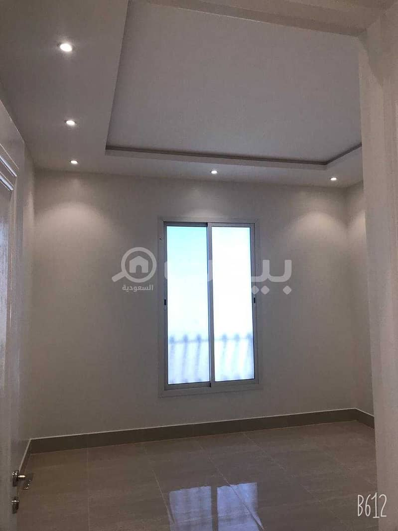 Roof Apartment for sale at the best price in Al Yarmuk, East of Riyadh