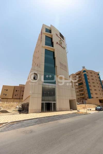 عمارة سكنية  للايجار في الرياض، منطقة الرياض - برج للايجار في المربع، وسط الرياض
