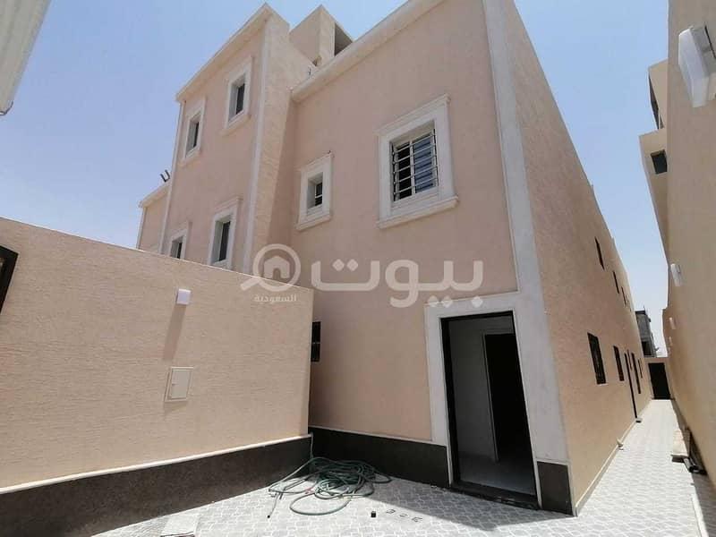 ادوار للبيع بحي ظهرة نمار، غرب الرياض
